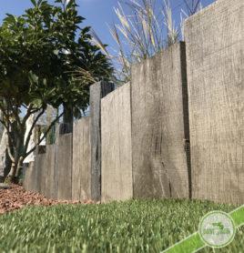 Traverse paysagere pour jardin