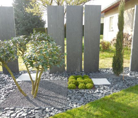 l 39 ardoise au jardin point jardin. Black Bedroom Furniture Sets. Home Design Ideas