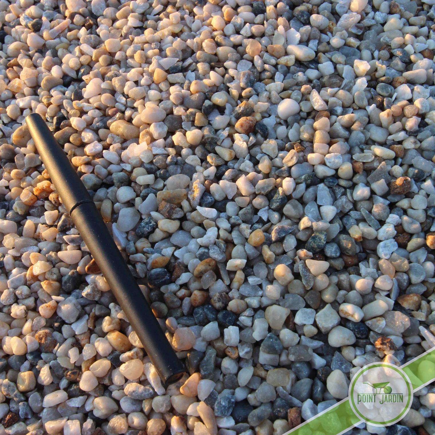 Graviers Pour Allées Carrossables gravier quartz roulé