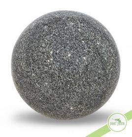 Boule granit pour le jardin